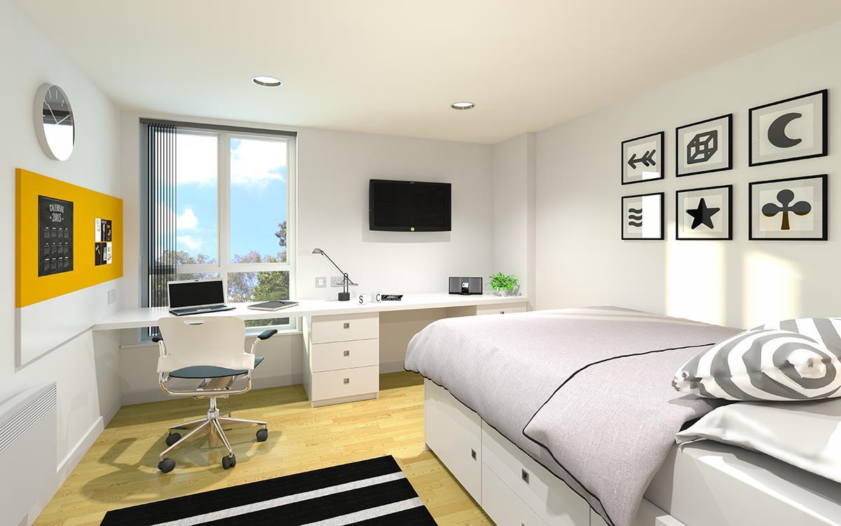 Student Housing L Student Accommodation Switzerland L Room